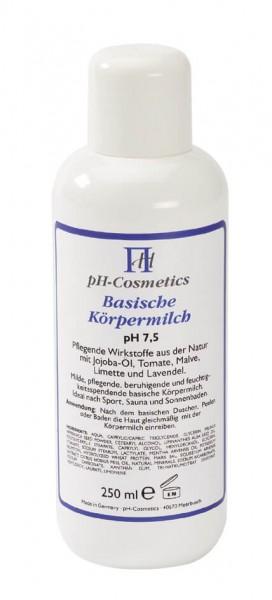 pH-Cosmetics Basische Körpermilch