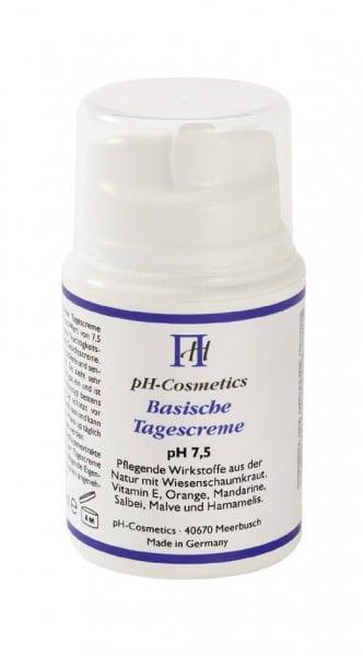 pH-Cosmetics - Basische Tagescreme - 50 ml