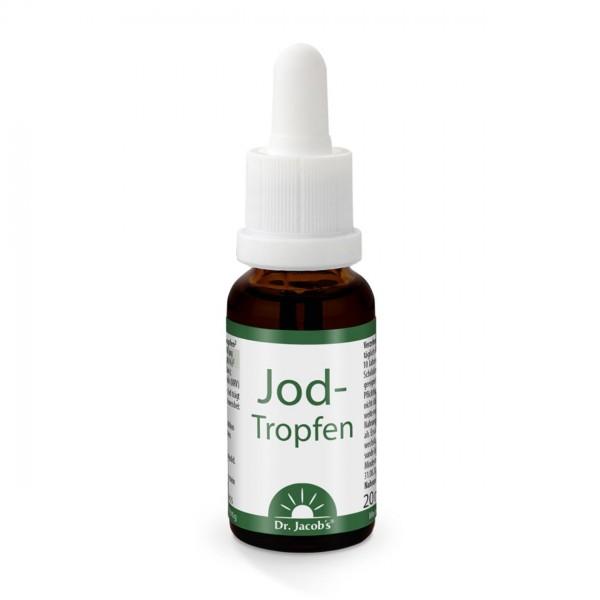 Dr. jacobs Jod tropfen