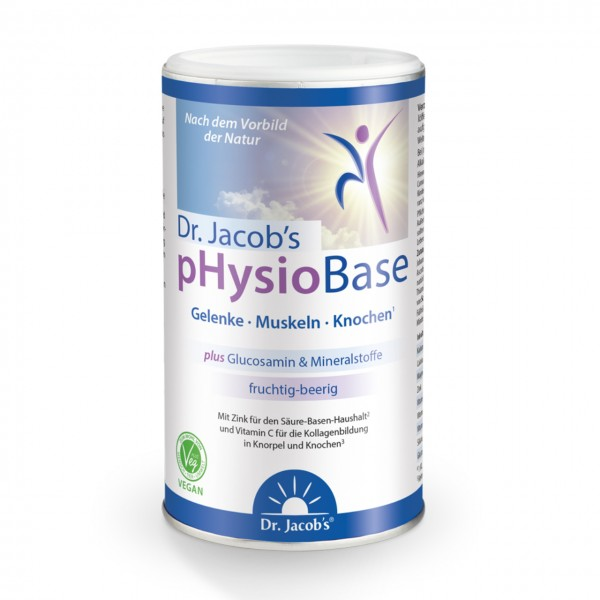 Dr. Jacobs - pHysioBase - 300 g