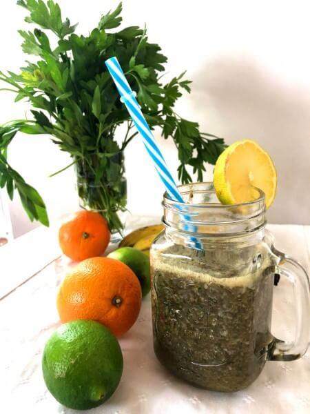 gruner-smoothie