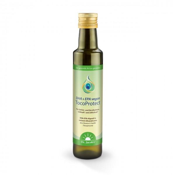 Dr. Jacobs - DHA + EPA vegan TocoProtect 250 ml