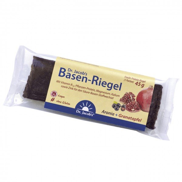 Dr. Jacobs - Basen-Riegel - 45 g