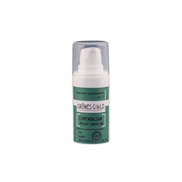 GrünesGold Lippenbalsam