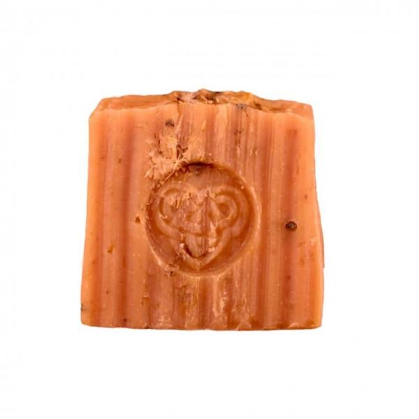 GRÜNES GOLD - Fußseife Ingwer-Paprika - 100 g