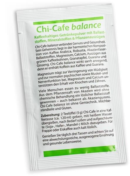 Dr. Jacobs - Chi-Cafe balance - 5 g