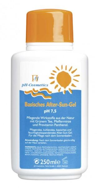 pH-Cosmetics - Basisches After-Sun-Gel - 250 ml