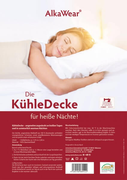 P. Jentschura - KühleDecke - AlkaWear