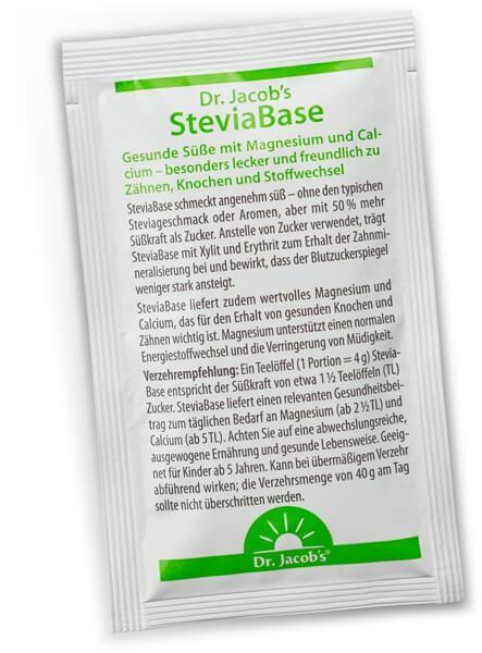 Dr. Jacobs - SteviaBase - 8 g