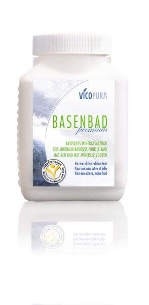 VICOPURA - Basisches Mineralsalzbad