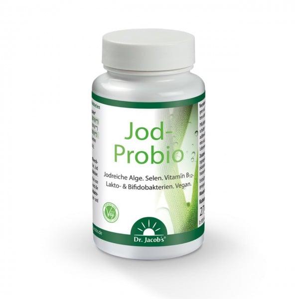 Dr. Jacobs - Jod - Probio - 27 g -