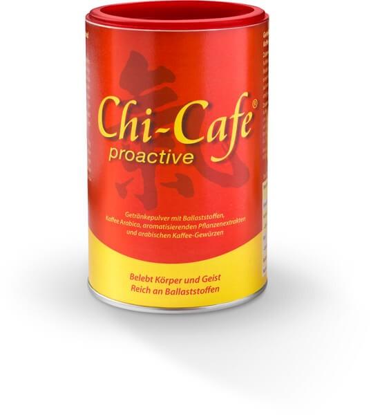 Dr. Jacobs - Chi-Cafe proaktiv