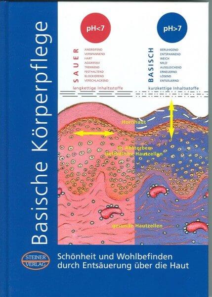 Basische Körperpflege - Steiner Verlag