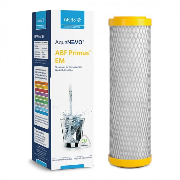 Alvito - Blockfilter ABF Primus EM - gelb