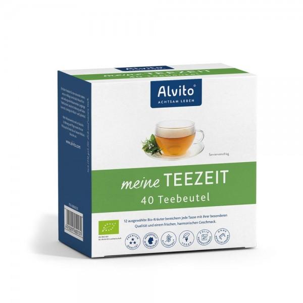 ALVITO - meine TeeZeit - BIO - 40 Beutel