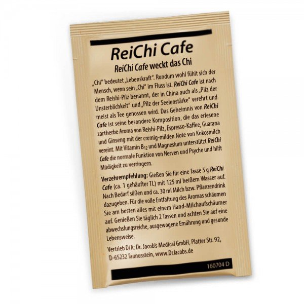 Dr. Jacobs - ReiChi-Cafe - 5 g