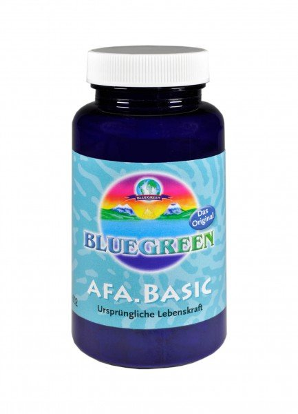 BLUEGREEN AFA.BASIC Presslinge BIO