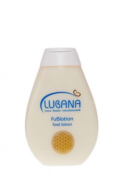LUBANA - Basische Fußlotion- 125 ml