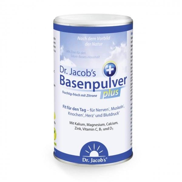 Dr. Jacobs - Basenpulver plus - 300 g